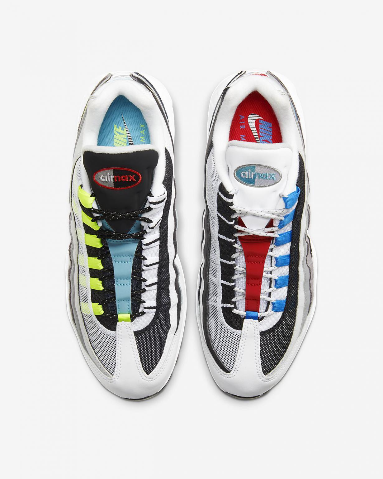 Lifestyle Homme | Air Max 95 Noir/Fumée de pistolet/Gris fer/Multicolore | Nike < Gooddaytricities